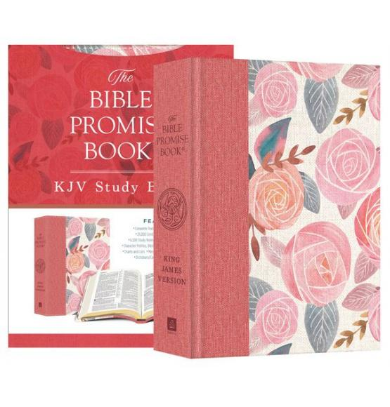 The Bible Promise Book KJV Bible