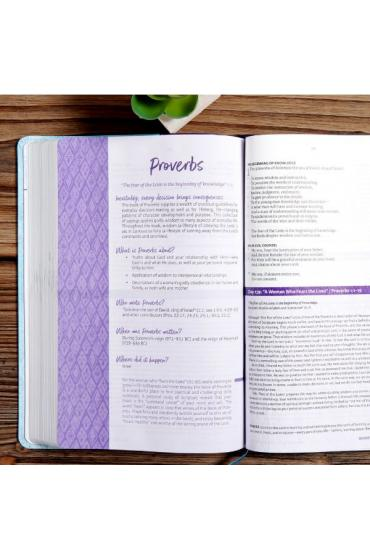 The Daily Devotional Bible For Women Inside